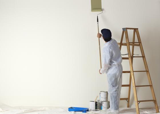 Vi udfører malerarbejde på skoler